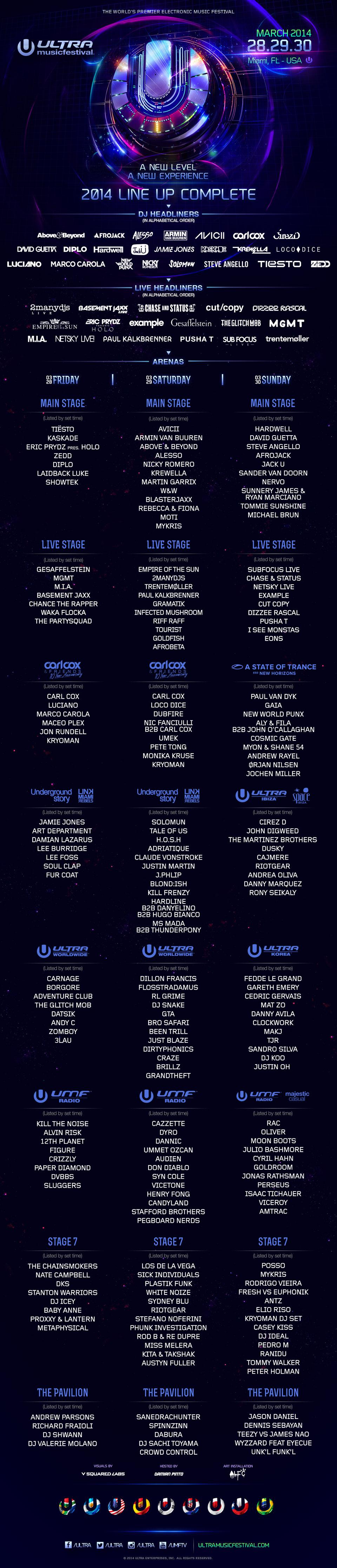 lineup-2014