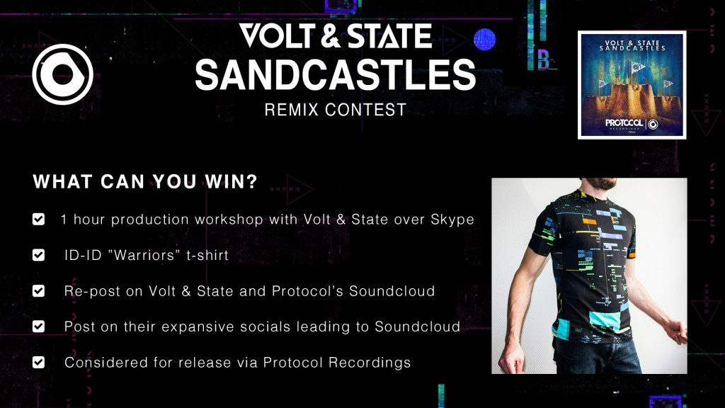 volt and state contest