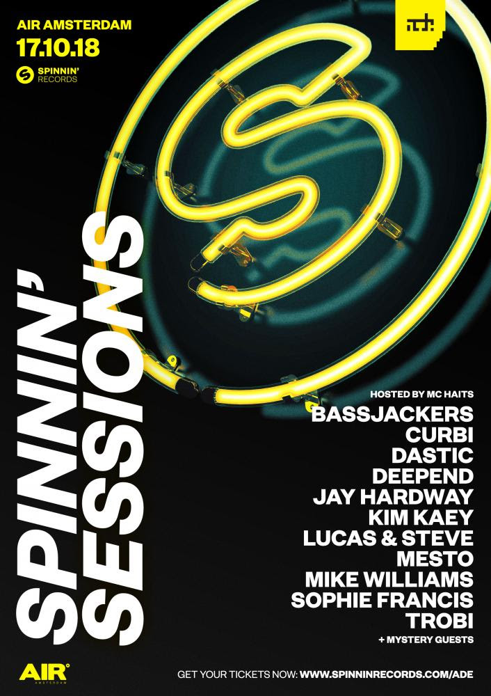 Spinnin Sessions 2018