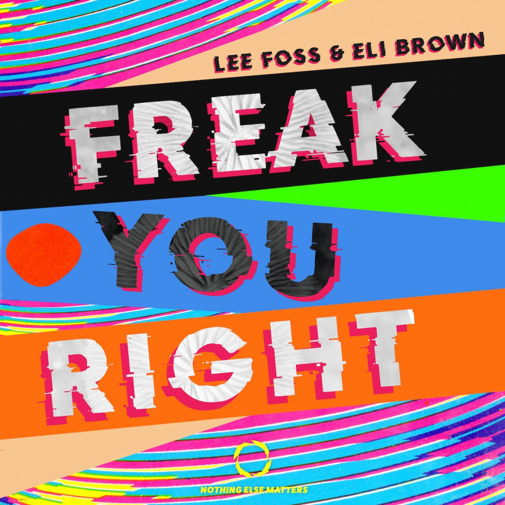 Usher - Freak You Right (Lee Foss and Eli Brown Remix)
