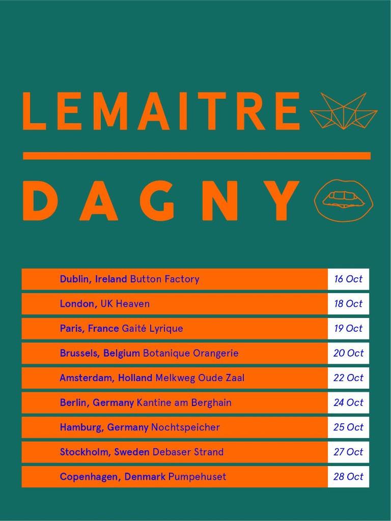 Lemaitre & Dagny Tour