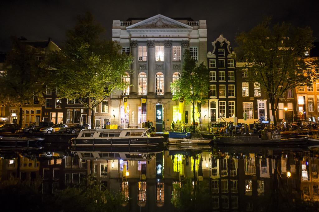 Felix Meritis Amsterdam ADE