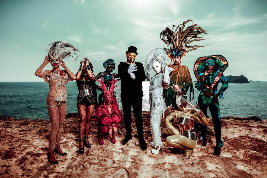 Masquerade Ibiza