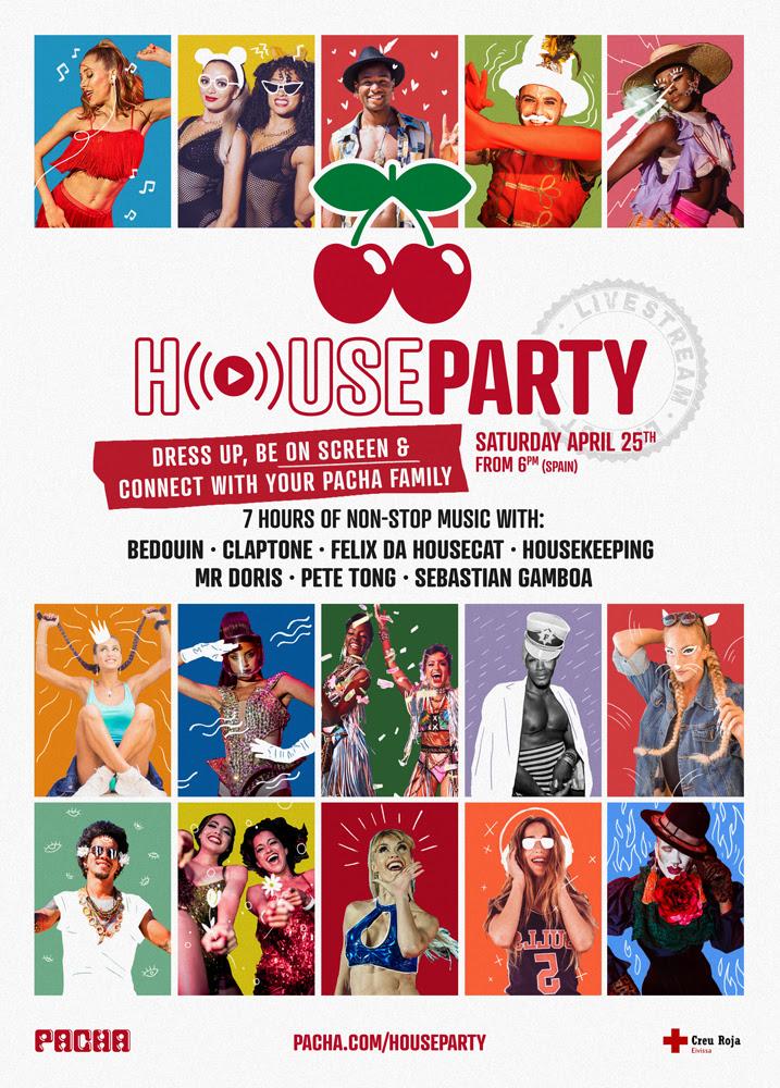 Pacha Ibiza House Party